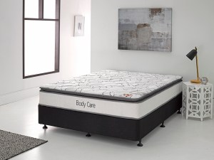 Bodycare Pillowtop Bed - Classic Range