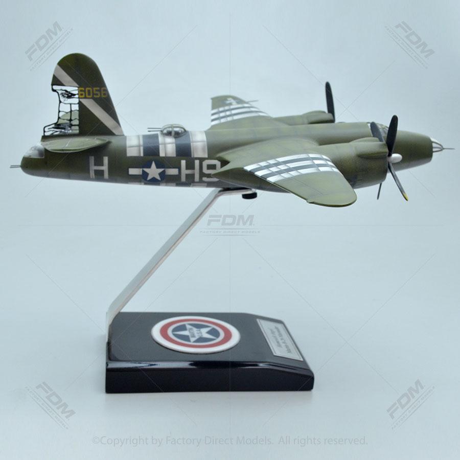 Martin B 26B Marauder Homesick Angel Model With Detailed
