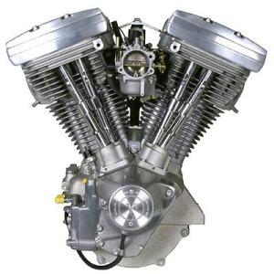 Factory Fat  HarleyDavidson VTwin Motor history