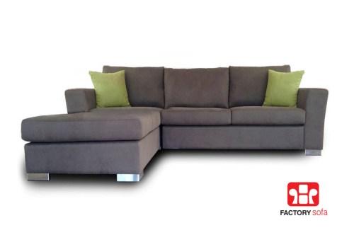 Πολυμορφική Γωνία ANDROS 2,35x1,80m. Διατίθεται με αδιάβροχο ύφασμα. Ελληνικής κατασκευής. Special Edition.