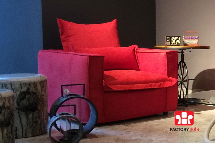 Πολυθρόνα PAROS με αδιάβροχο - αλέκιαστο ύφασμα