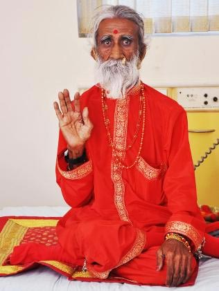 prahlad jani, indian man without food for 70 years
