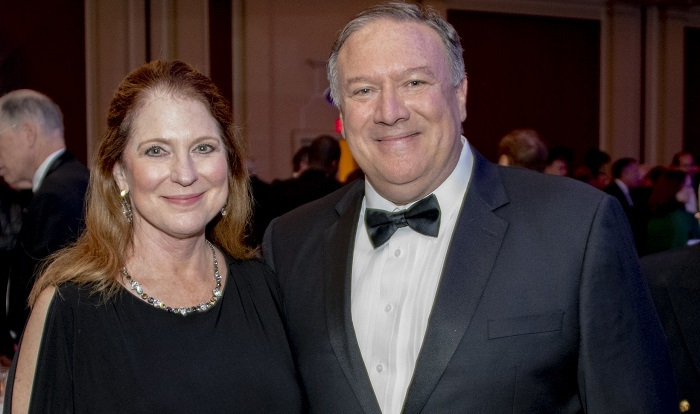 Things You Didn't Know about Mike Pompeo's Wife, Susan Pompeo