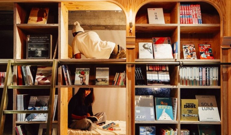 6 Charming 'Literary Hotels' From Around The World That Are Every Book Lover's Dream Come True