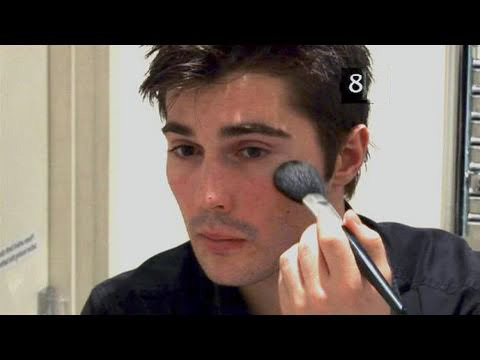 Men Were The Primary Users Of Makeup