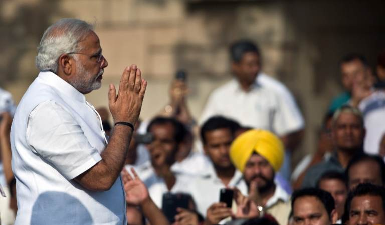 10 Extraordinary Facts About Narendra Modi You Didn't Know Yet