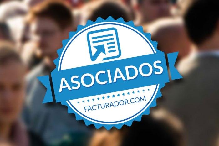 Programa de asociados para vender facturas electrónicas
