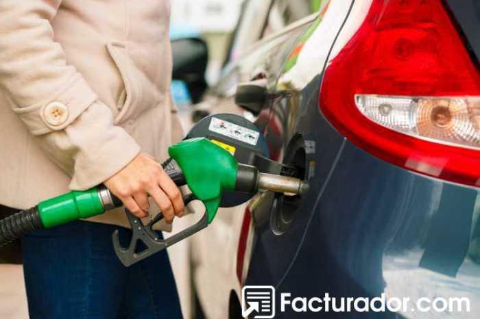 ¿Cómo deducir los gastos de combustible?