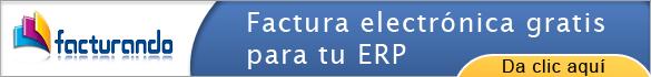 Factura electrónica gratis para tu ERP