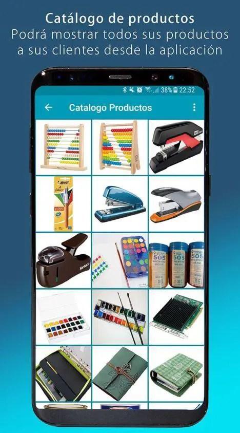 Cátalogo Productos - FacturaOne - Software Gestión ERP Facturación