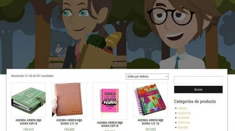 FacturaOne Tienda WordPress Woocommerce en ligne