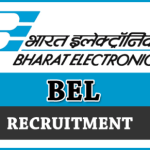 BEL Recruitment 2019