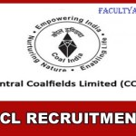 Central Coalfields Limited Recruitment 2019