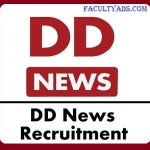 Doordarshan News Recruitment 2019