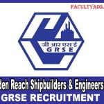 GRSE Recruitment 2019