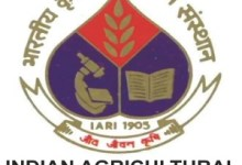 Indian Agricultural Research Institute jobs 2019