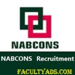 NABCONS Recruitment 2019