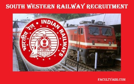 SWR Recruitment 2019