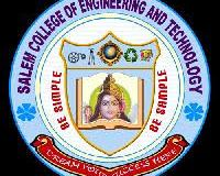 Salem College of Engineering and Technology Jobs 2019 - Apply for Teaching Jobs: Assistant Professors, Non Teaching Job: System Admin Posts (Walk-in)