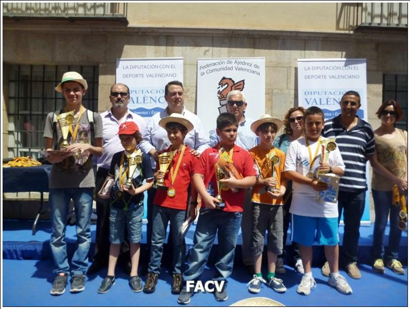 ajedrez diputacion valencia