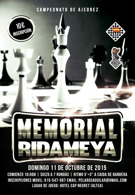 memorial ridameya