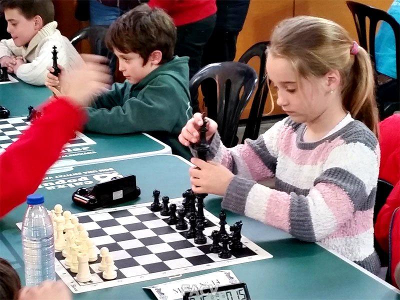 provinciales ajedrez valencia torneo