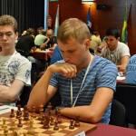 Jugador de ajedrez Eric Sos Andreu
