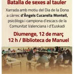 CONFERENCIA MUJER AJEDREZ