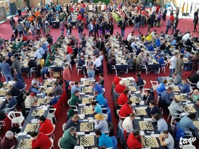 sala juego ajedrez