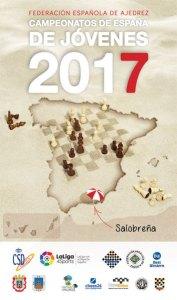 campeonato de españa ajedrez sub16
