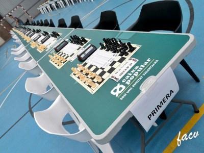 sala de juego de ajedrez