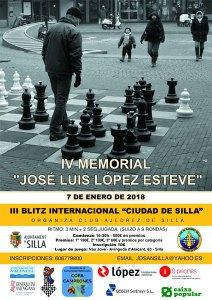 BLITZ CIUDAD DE SILLA @ Nau Jove | Silla | Comunidad Valenciana | España