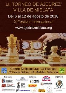 torneo ajedrez Mislata