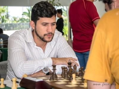 campeón open ajedrez