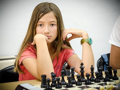 Ángela Ivorra jugadora ajedrez