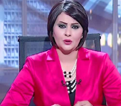 فيديو إعلامية مصرية تبكي على الهواء بسبب صورها الفاضحة