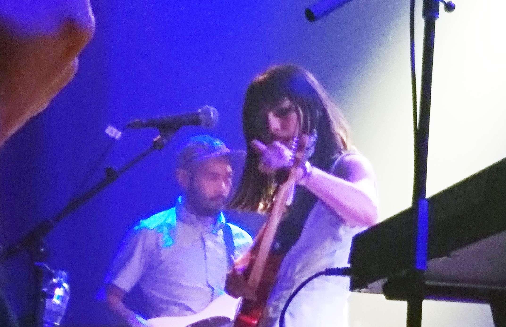 Hazel English Live at London Calling Festival 27-5-2017