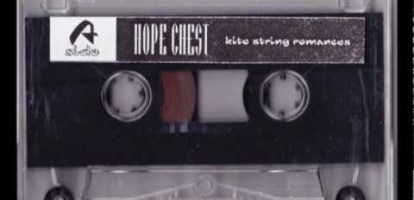 Lost Shoegaze Gems part I: Hope Chest