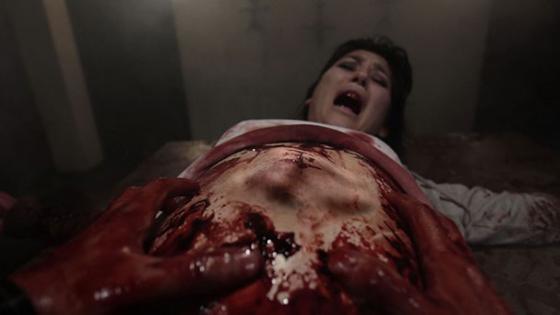 Image result for v/h/s 2 Slumber Party Alien Abduction