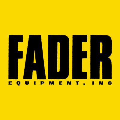Rentals - Fader Equipment - Equipment Rentals, Sales, and