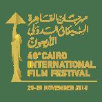 40th Cairo International Film Festival Logo
