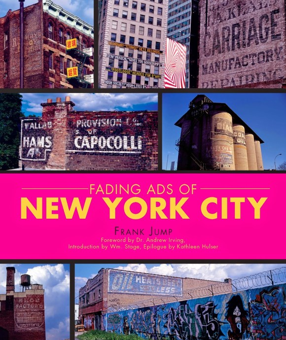 Whom You Know Review Fading Ads Of New York City By