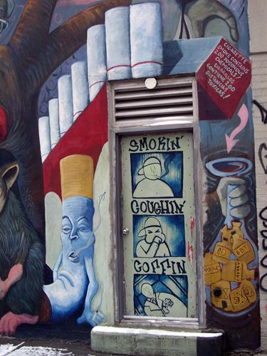 El Puente on Tobacco