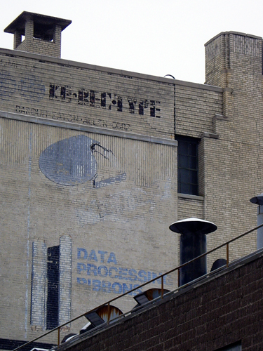 Korectype - Kent Avenue - Williamsburg Waterfront, Brooklyn