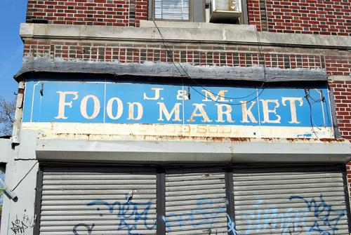 J & M Food Market - Rogers Avenue