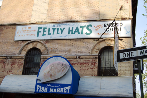 Feltly Hats - Williamsburg
