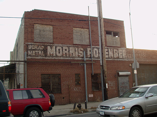 Morris Rosenberg Scrap Metal - Vincenzo Drives Through Canarsie, Brooklyn