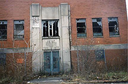 Borne Chemical Co., Elizabeth, NJ 1997