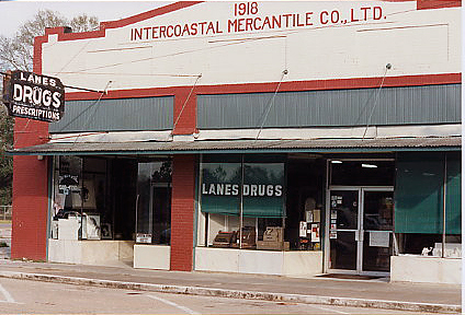 Intercoastal Mercantile Co. 1918 - Vinton, LA 1996