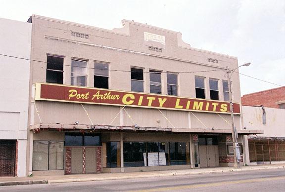 City Limits - Proctor Street